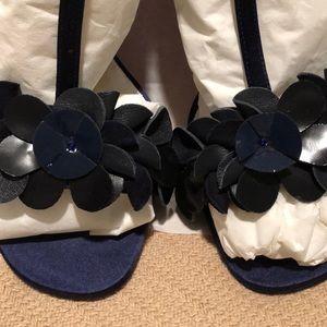 Roger Vivier t-strap heels